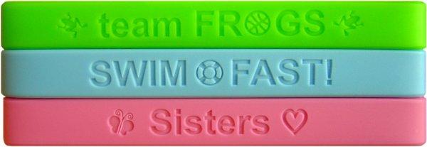 Rubber Bracelets, Silicone Bracelets, Rubber Wristbands  Silicone