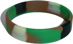 camouflage wristband