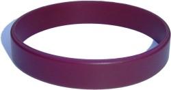 maroon wristband