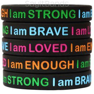 0304d301647e9 Custom Silicone Wistbands - Design Custom Bracelets at SayitBands