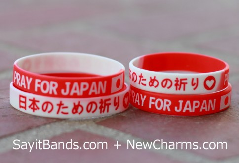 Pray for Japan Bands