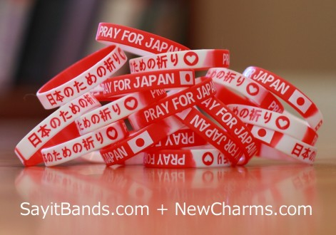 We Pray for Japan Bands